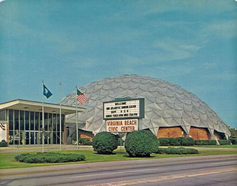 Architectures de banques et bureaux vintages - 1950's & 1960's Office & Bank  Beachd10