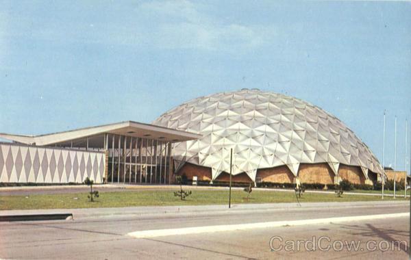 Architectures de banques et bureaux vintages - 1950's & 1960's Office & Bank  Card0010