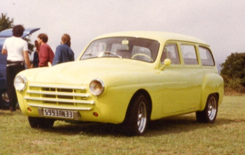 Renault Frégate custom Domain10