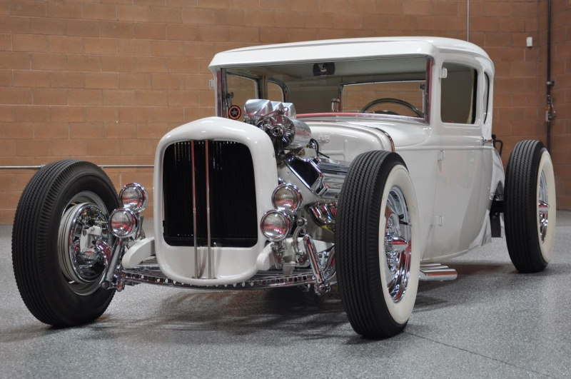 1930 Ford Model A Coupe - Jesse James & The Austin Speed Shop Driver10