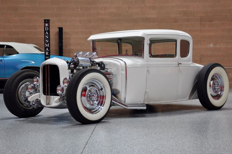 1930 Ford Model A Coupe - Jesse James & The Austin Speed Shop Driver11