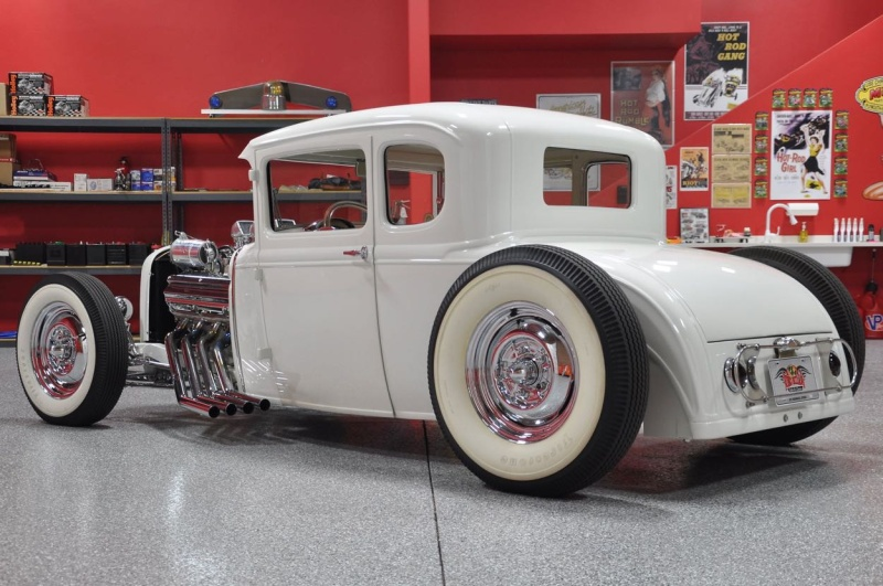 1930 Ford Model A Coupe - Jesse James & The Austin Speed Shop Driver13