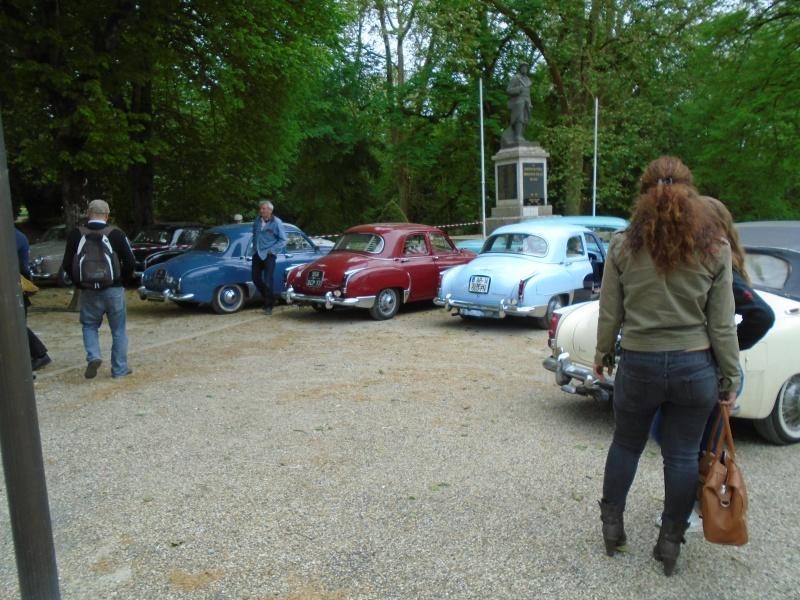 Renaults Frégate et voitures anciennes à Nerac (47) Dsc02023