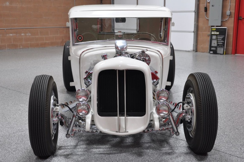 1930 Ford Model A Coupe - Jesse James & The Austin Speed Shop Frontt10
