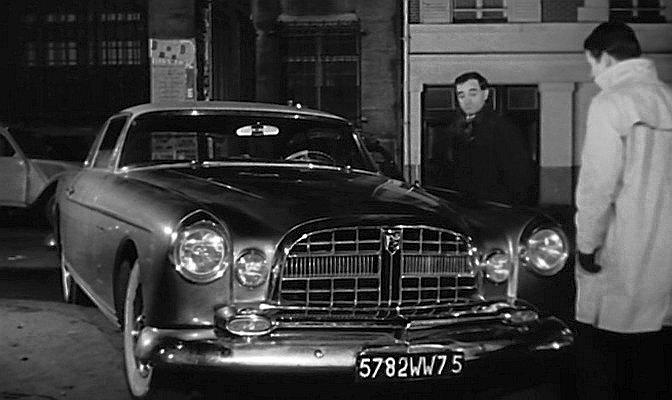 1954 - 1955 Chrysler ST Special (Ghia) I6893210