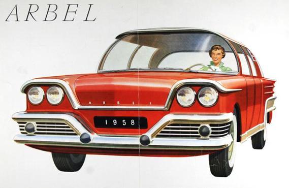 L' Arbel Symetric Nuclear Car Prototype Img-3715