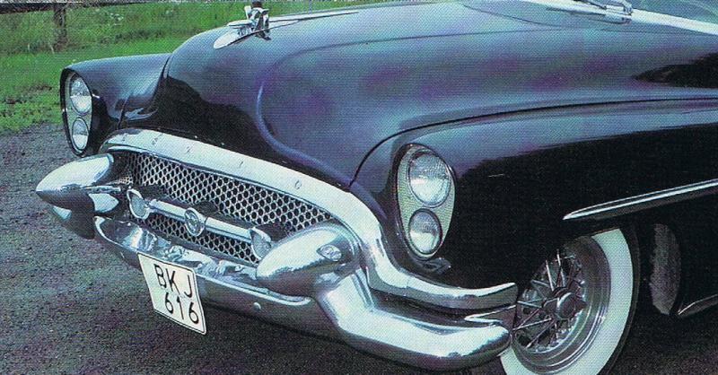 1953 Buick - John Bozio John-b20