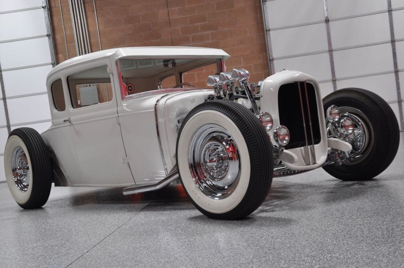 1930 Ford Model A Coupe - Jesse James & The Austin Speed Shop Misc110