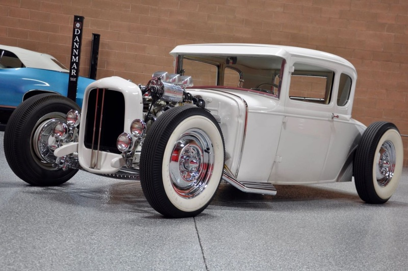 1930 Ford Model A Coupe - Jesse James & The Austin Speed Shop Misc310
