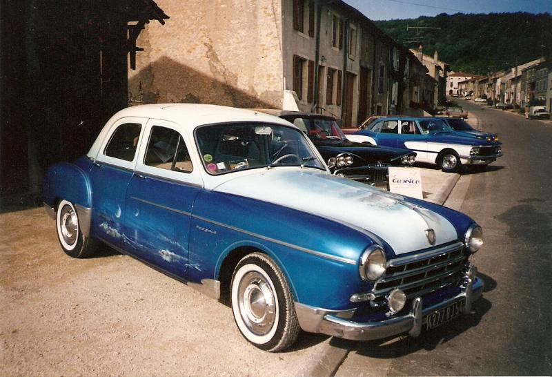 Renault Frégate custom Numeri10