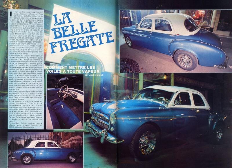 Renault Frégate custom Page4110