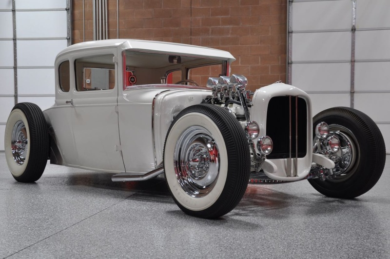 1930 Ford Model A Coupe - Jesse James & The Austin Speed Shop Passfr10