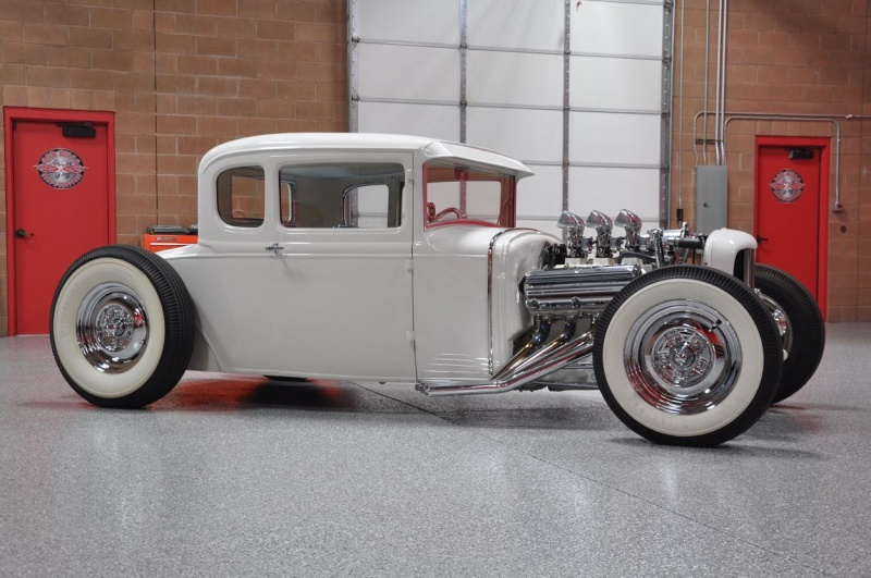 1930 Ford Model A Coupe - Jesse James & The Austin Speed Shop Passfr11