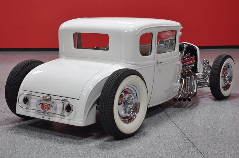 1930 Ford Model A Coupe - Jesse James & The Austin Speed Shop Passre12