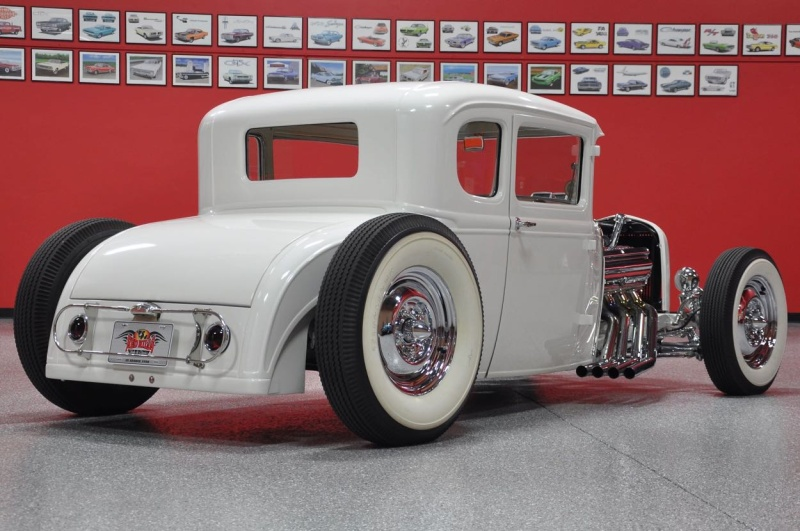 1930 Ford Model A Coupe - Jesse James & The Austin Speed Shop Passre13