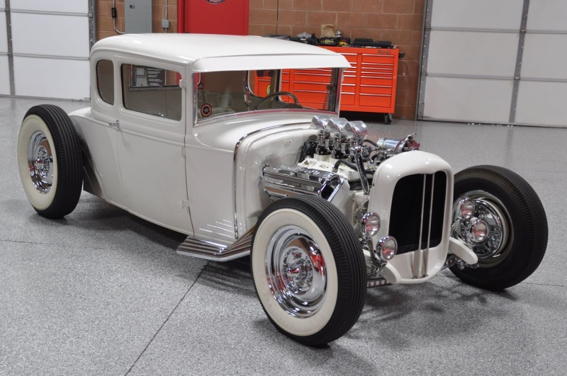 1930 Ford Model A Coupe - Jesse James & The Austin Speed Shop Passto10