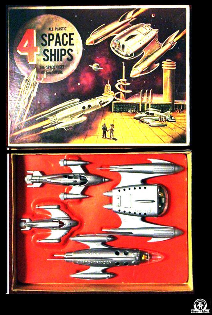 Jouets Spaciaux - Sci-Fi Toys - Page 2 Pyro-f11