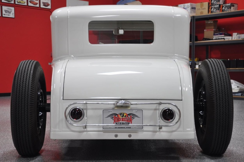 1930 Ford Model A Coupe - Jesse James & The Austin Speed Shop Rear11