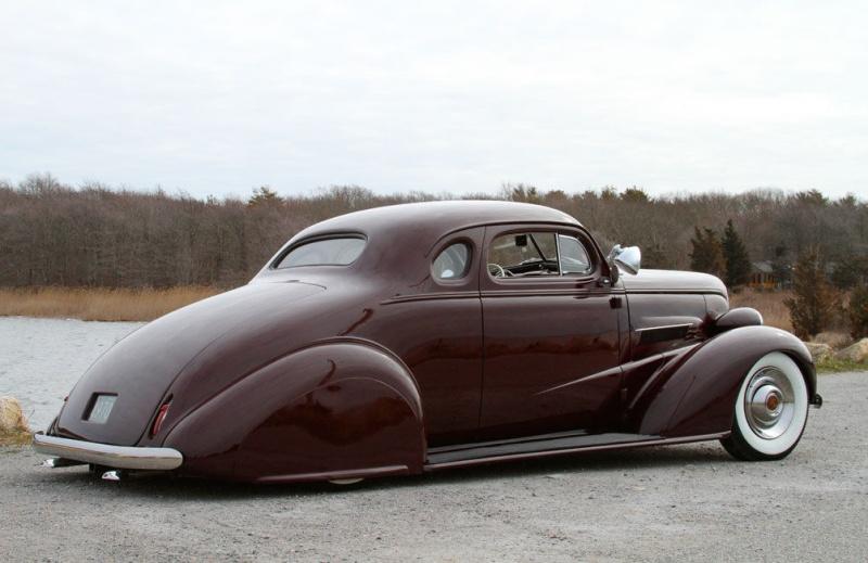 Chevrolet 1936 - 39 custom & mild custom S-l16015