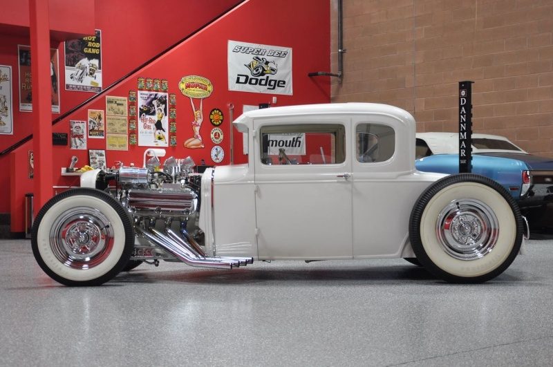 1930 Ford Model A Coupe - Jesse James & The Austin Speed Shop Side110