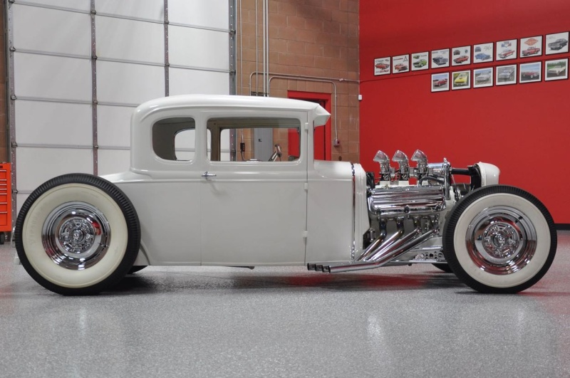1930 Ford Model A Coupe - Jesse James & The Austin Speed Shop Side210