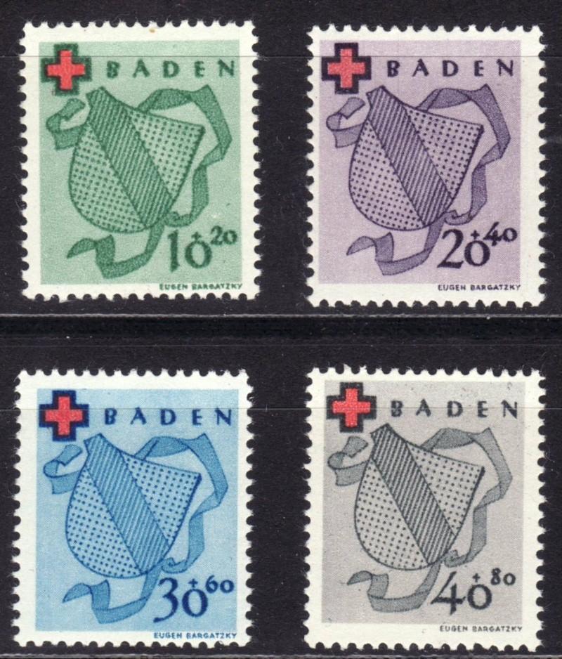 Zone - Französische Zone - Baden Baden410