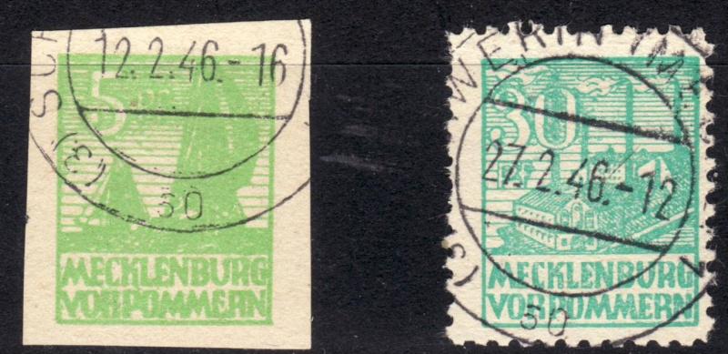 Stempelfälschungen der SBZ Falsch10