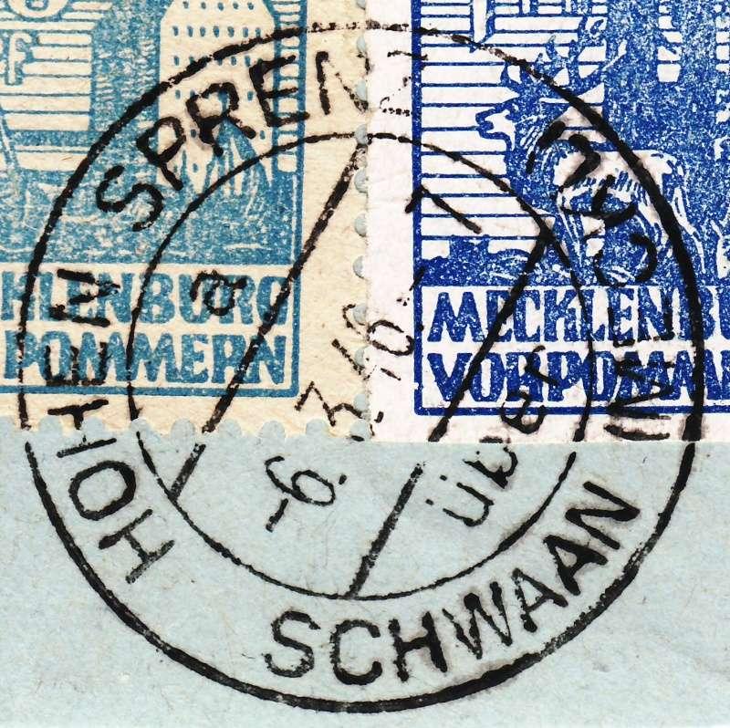 Mecklenburg - Ortsstempel aus Mecklenburg-Vorpommern - Seite 2 Hohen_10