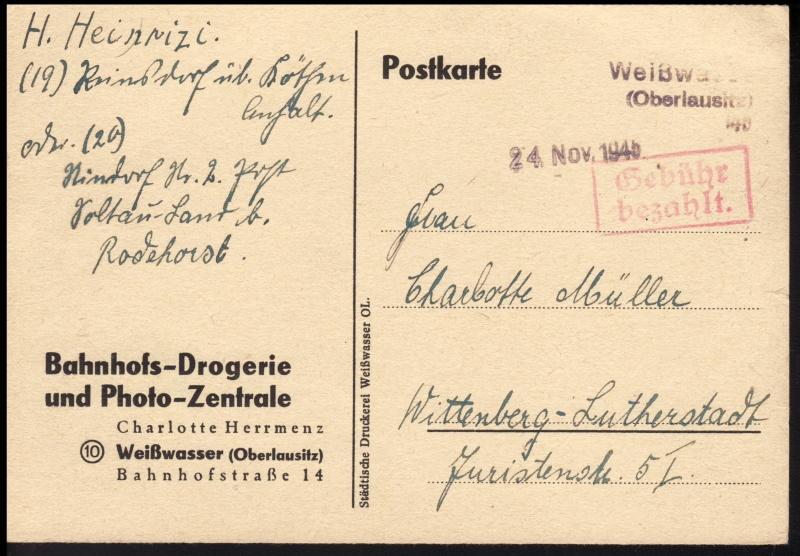 Ostsachsen (OPD Dresden) -Sowjetische Besatzungszone- - Seite 10 Wwasse10
