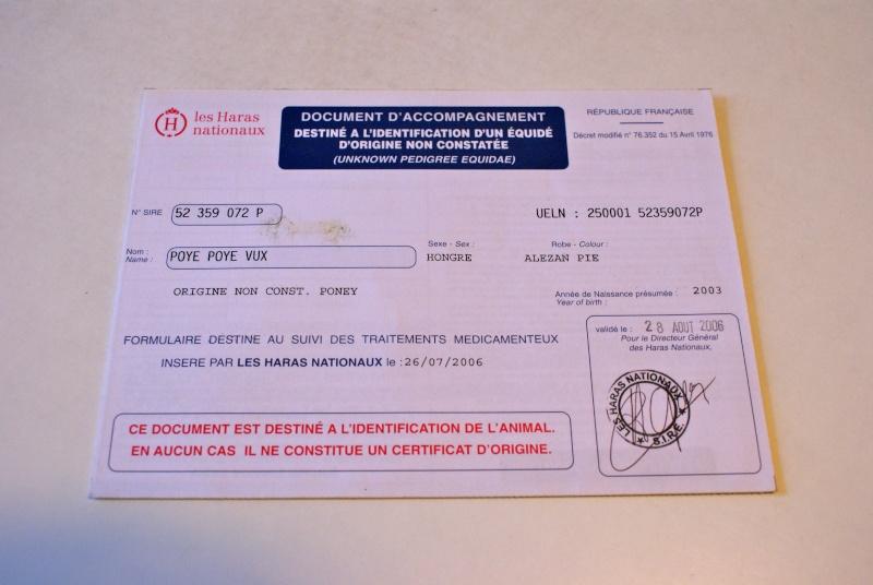 Acquisition d'un équidé -> Documents Livret10