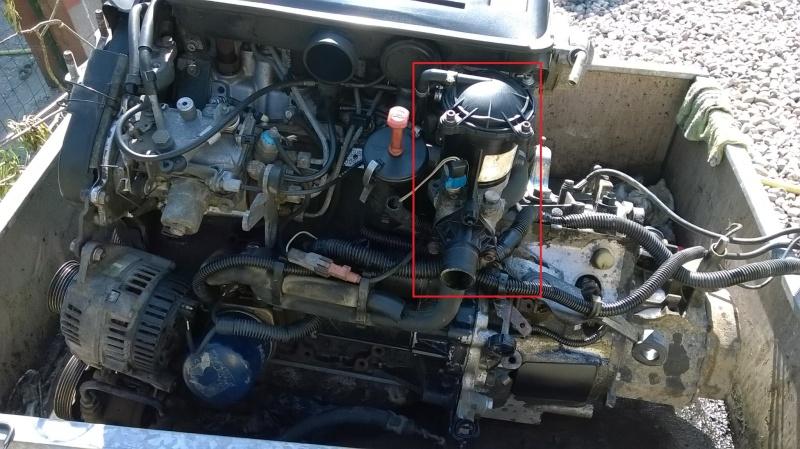moteur  13217510