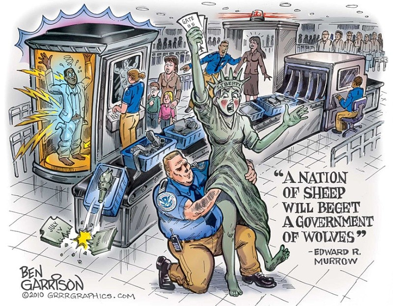 Satirical cartoons and stuff from around the world. Tsa_ca10