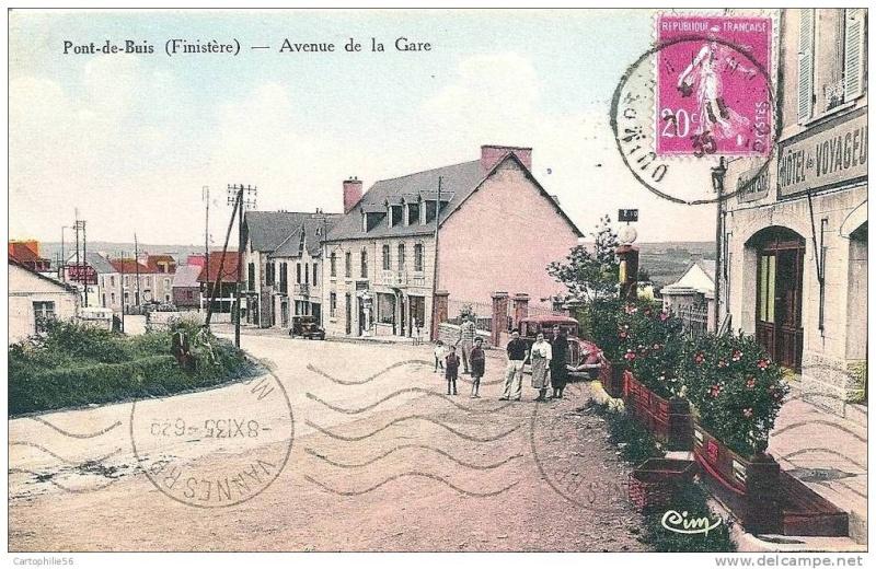 Gare de Pont de Buis avant 1936 213_0010