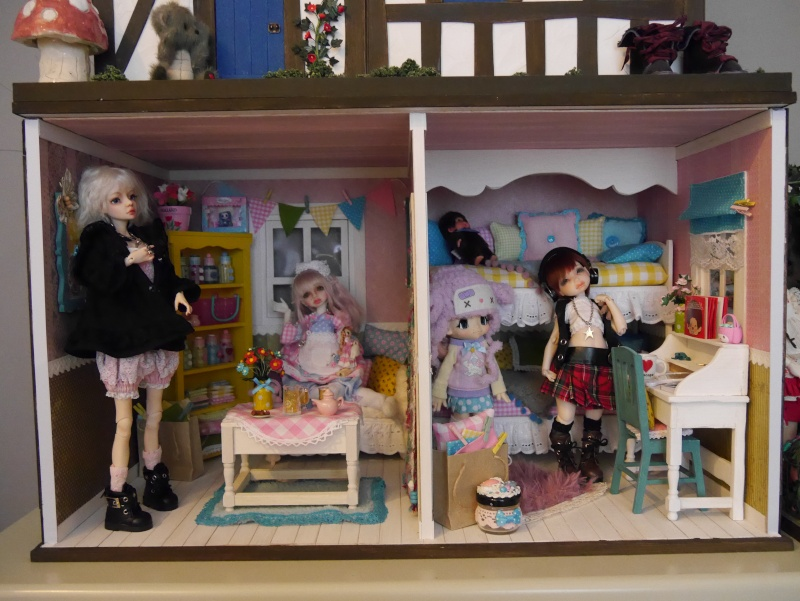 Mes dollhouses tailles tiny, yosd et msd [News du 30/4] Image19