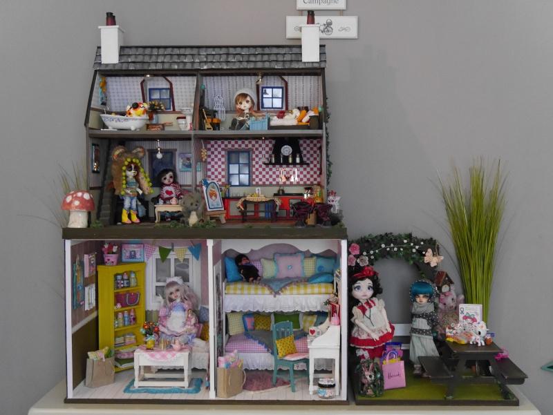 Mes dollhouses tailles tiny, yosd et msd [News du 30/4] Image22