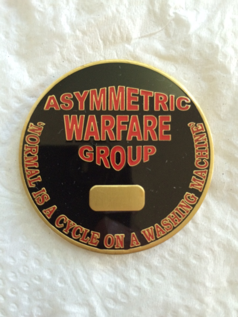 Asymmetric Warfare Group Challenge Coin Img_1510