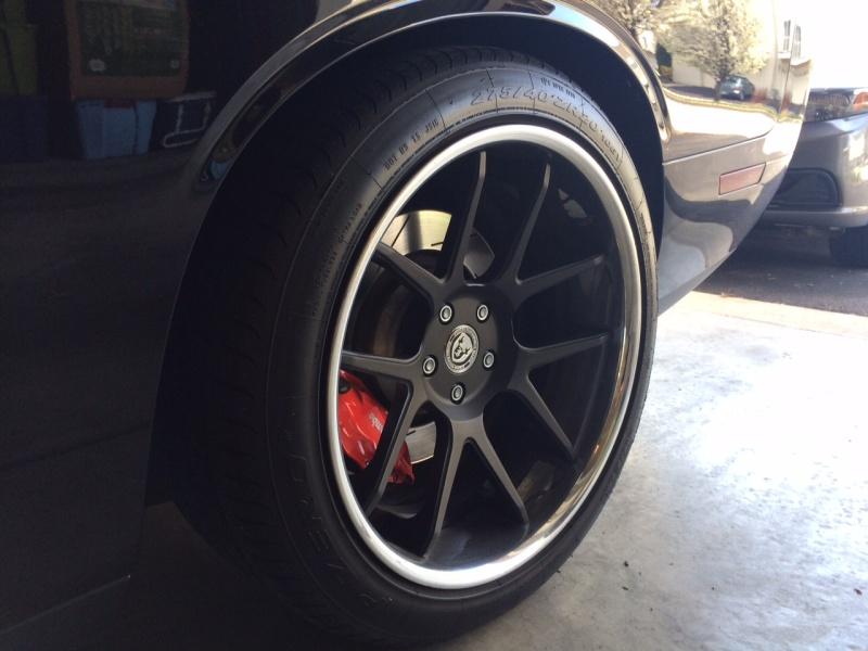 iForged Wheels, Mopar Strut Bar, Trinity Tuner Img_1410