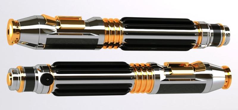 Favorite light saber hilt design? Mace_w10