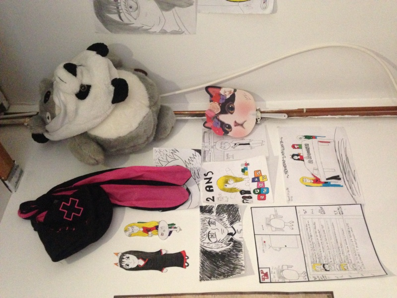 Votre chambre d'otaku (ou pas) - Page 2 Img_3319