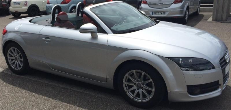 Audi TT MK2 2.0 Tfsi Roadster S-tronic 2007 Garage 2 laurent 69 Img_0114