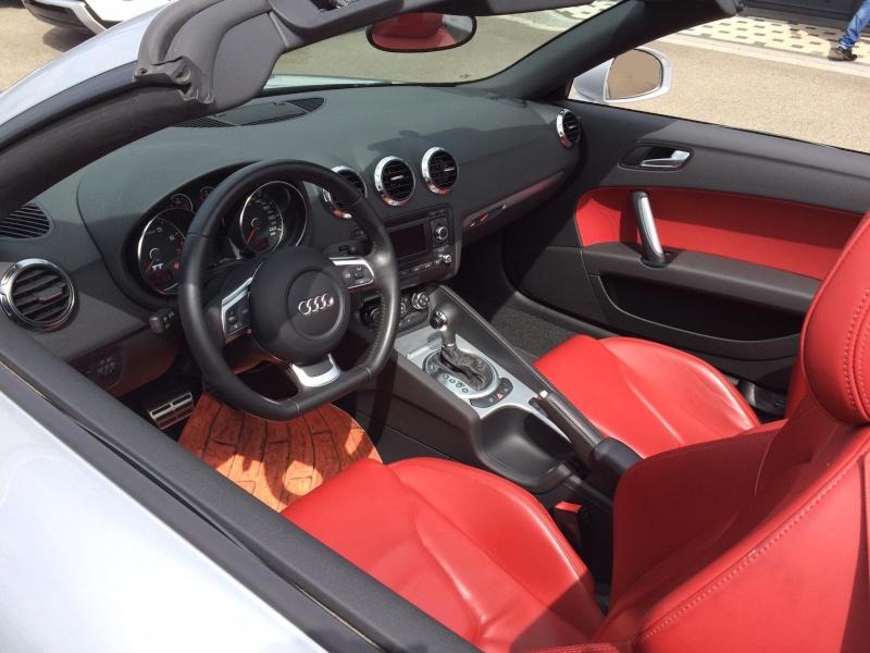 Audi TT MK2 2.0 Tfsi Roadster S-tronic 2007 Garage 2 laurent 69 Img_0115