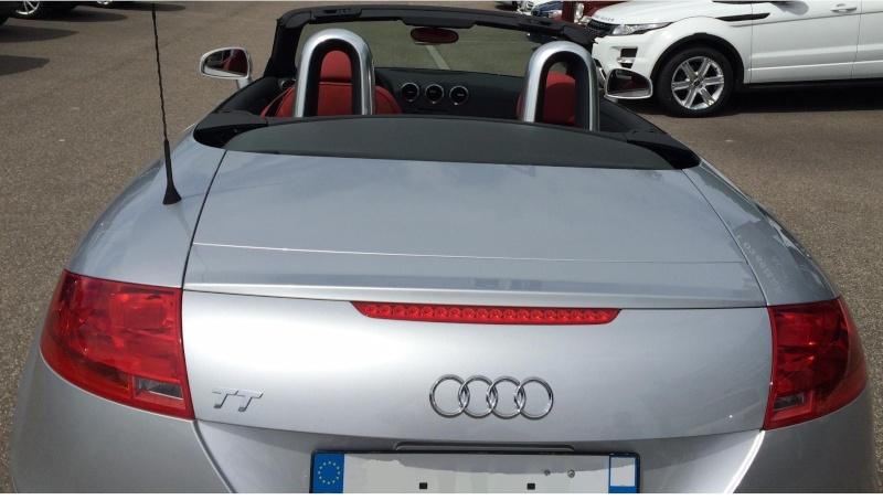 Audi TT MK2 2.0 Tfsi Roadster S-tronic 2007 Garage 2 laurent 69 Img_0116