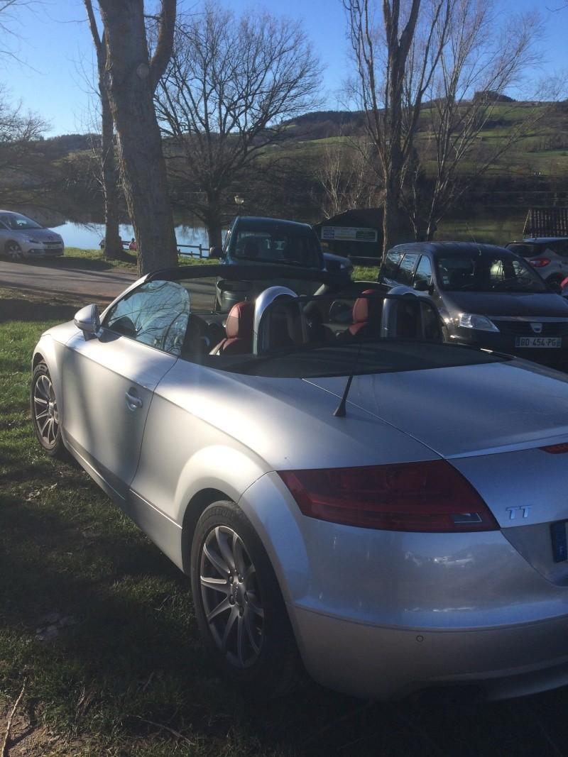 Audi TT MK2 2.0 Tfsi Roadster S-tronic 2007 Garage 2 laurent 69 Img_0913