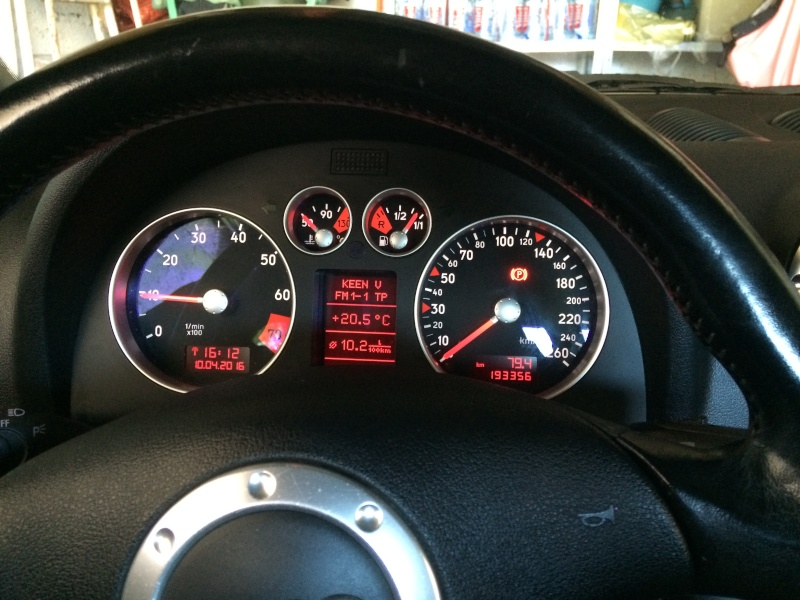 AUDI TT 180 CV NOIR 1999 COUPE Garage 1 laurent 69 Img_1031
