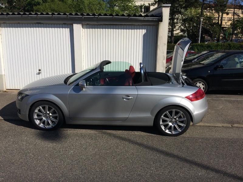 Audi TT MK2 2.0 Tfsi Roadster S-tronic 2007 Garage 2 laurent 69 Img_1033