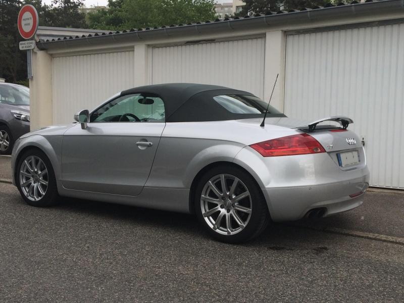 Audi TT MK2 2.0 Tfsi Roadster S-tronic 2007 Garage 2 laurent 69 Img_1117