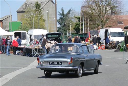 2e Bourse autos/motos de Châteaudun, dimanche 3 avril 2016 Chytdu50