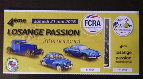 4e Losange Passion, Montlhéry, samedi 21 mai 2016 Lp051623