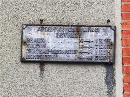 Les plaques de cocher et autres... Zandma17