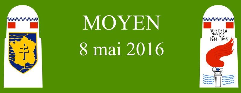 Borne du serment de Koufra: MOYEN (54) Bandea10